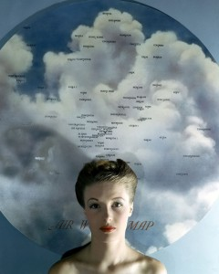Model, Susann Shaws VOGUE – NOVEMBER 1943 Photo John Rawling