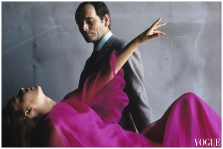 Photographer Bert Stern  October 1, 1961, Vogue