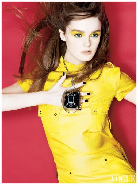 Raymond Meier, Vogue, January 2007