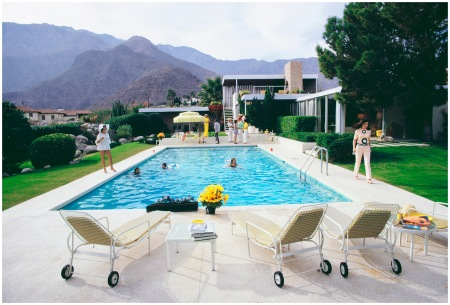 The Kaufmann House Palm Springs 1970 c