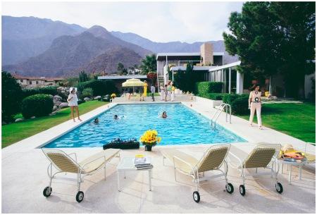 The Kaufmann House Palm Springs 1970 c