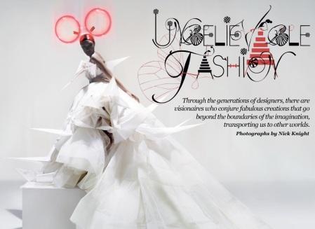 Unbelievable Fashion