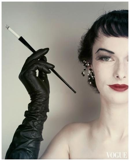 Victoria Van Hagen – Photo Erwin Blumenfeld 1952