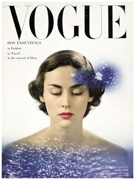 Vogue-Cover-1948 Herbert Matter
