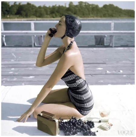 VOGUE - JANUARY 1953