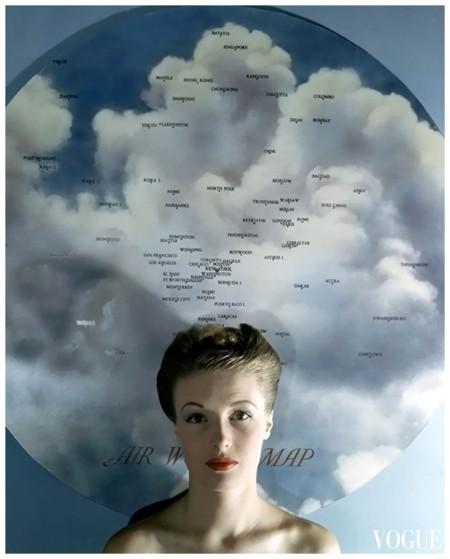 VOGUE - NOVEMBER 1943
