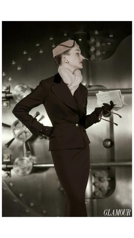 Glamour - July 1951 Loembruno-Bodi
