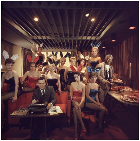 Hugh Hefner, Chicago, 1960 — Slim Aarons
