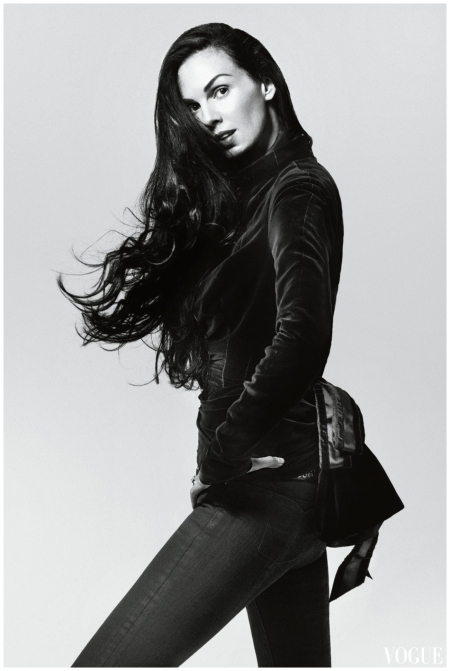 L'Wren Scott Photo Bryan Adams - Vogue - 2006