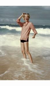 Sunny Harnett Glamour May 1954 Photo Leombruno-Bodi