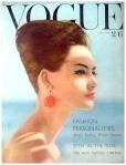 Vogue Cover USA (abril 1960) Photo Leombruno-Bodi