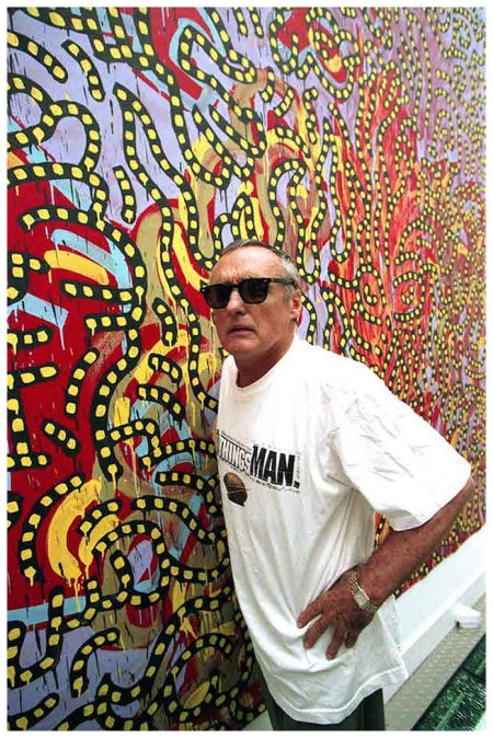 Dennis Hopper – Los Angeles, 1998 © Willy Rizzo