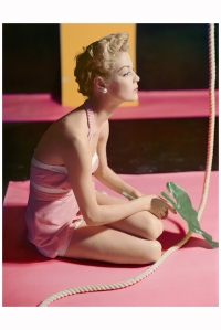Jean Patchett, Bathing Suit by Brigance, 1951 Photo Horst P. Horst