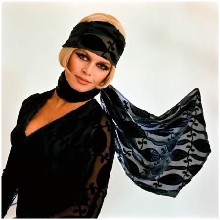 Brigitte Bardot - 1975 (Photo by Ghislain Dussart:Gamma-Rapho:Getty Images)