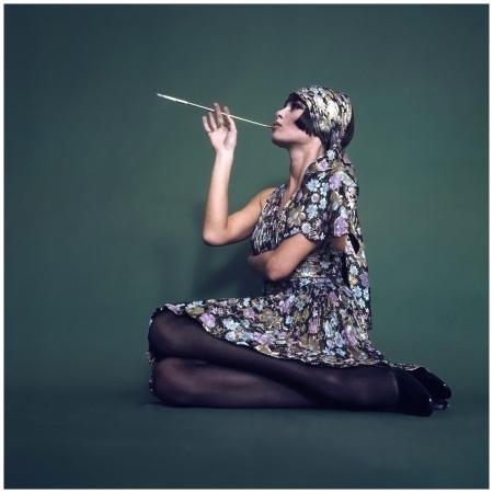 Brigitte Bardot - 1975 Photo Ghislain Dussart c