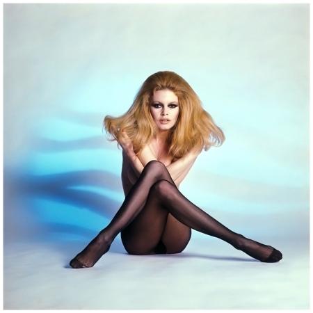 Brigitte Bardot. (Photo by Ghislain DUSSART:Gamma-Rapho:Getty Images)