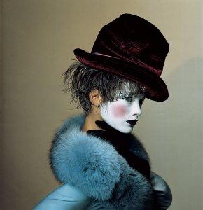 Carolyn Murphy Irving Penn, Vogue, July 2007