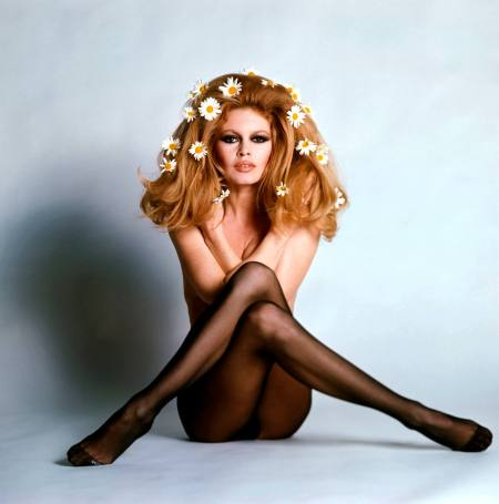 Le Photo di Ghislain Dussart and Brigitte Bardot