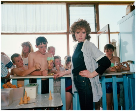 New Brighton, Merseyside, from The Last Resort, 1983 to 1986 b