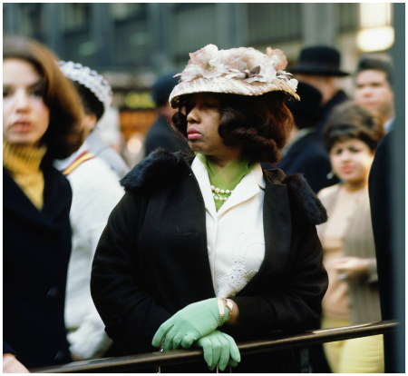New York, Easter Parade Photo Kees Sherer