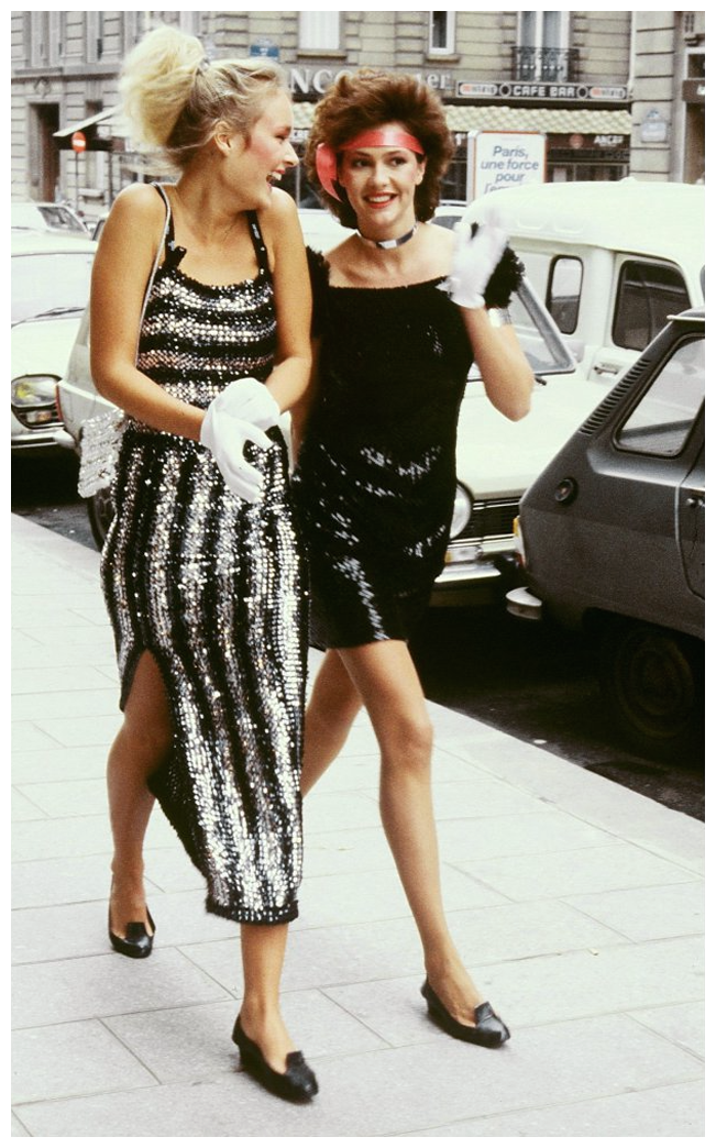 80s Fashion Trends 35 Iconic Looks From The Eighties: © Pleasurephoto