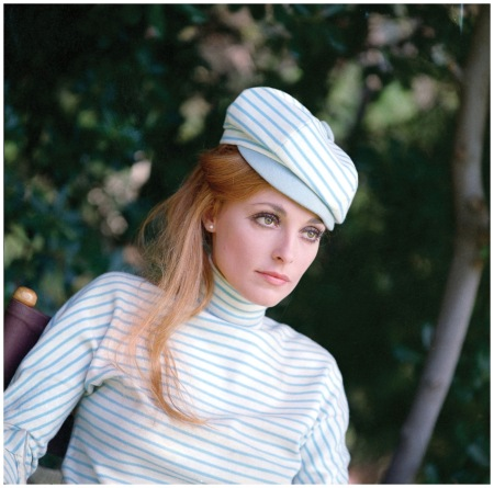 Sharon Tate In The Wrecking Crew, 1968 Getty Archive