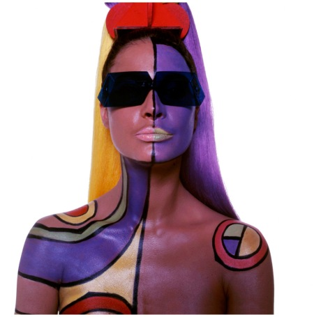 The makeup shades of summer, Editha Dussler, PHOTO by Horst P.Horst, Vogue,1967 copia