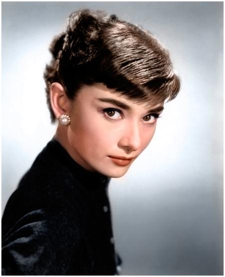 Audrey Hepburn Photo Bud Fraker 1953