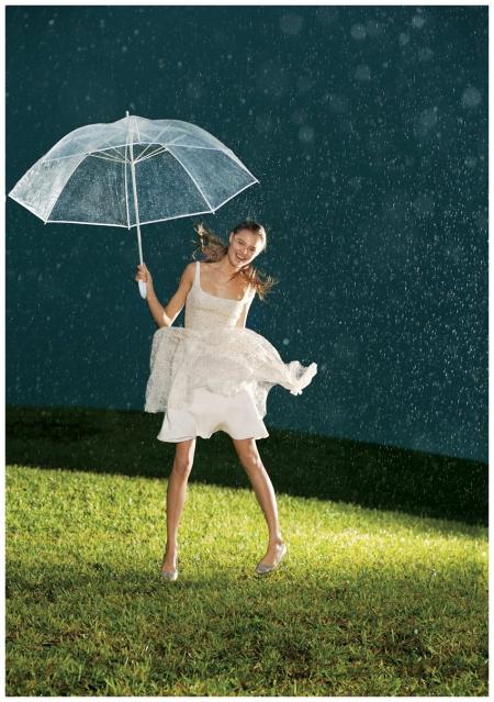 Carmen Marc Valvo Couture Photo Arthur Elgort, 2007