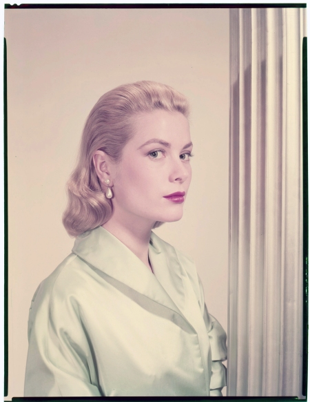 Grace Kelly from Rear Window (Paramount, 1954) Photo Bud Fraker
