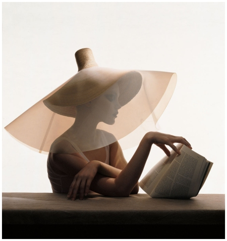 Irving Penn, Vogue, July 2004