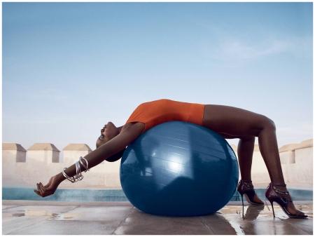 Lupita Nyong'o Mikael Jansson, Vogue, July 2014