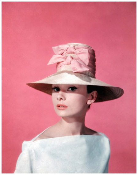 Portrait Of Audrey Hepburn Photo Bud Fraker