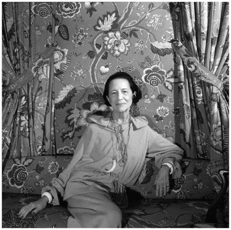 Diana Vreeland, 1978 Photo Cecil Beaton