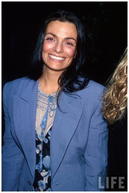 Fashion designer Norma Kamali 1994