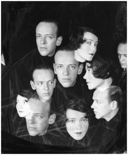 Fred & Adele Astaire, 1930 Photo Cecil Beaton