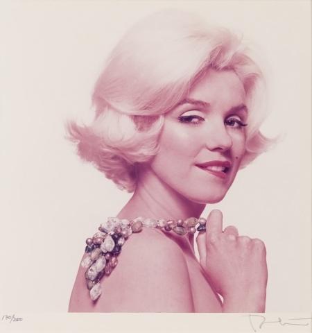Marilyn Monroe Bert Stern 1962 Last Setting f