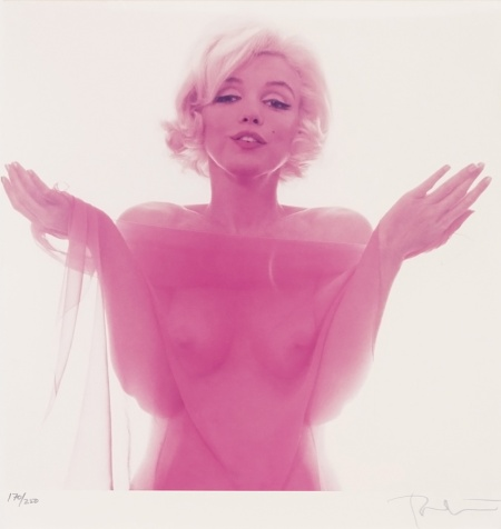 Marilyn Monroe Bert Stern 1962 Last Setting