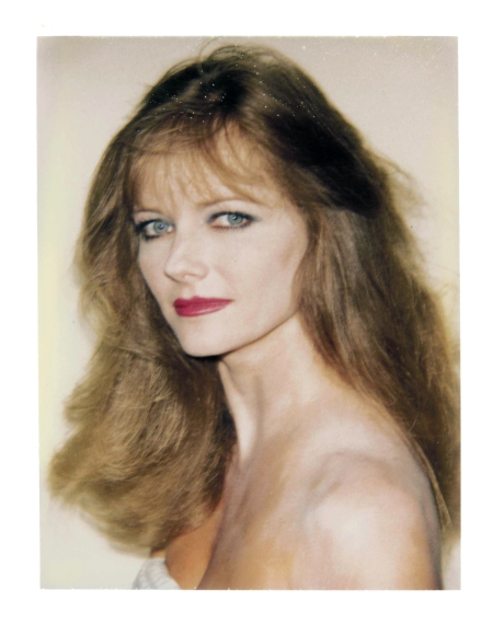 Andy Wharol Polaroid Cheryl Tiegs 1984