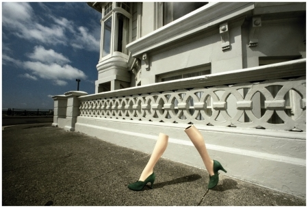 Charles J ourdan, Autumn 1979. The Guy Bourdin Estate