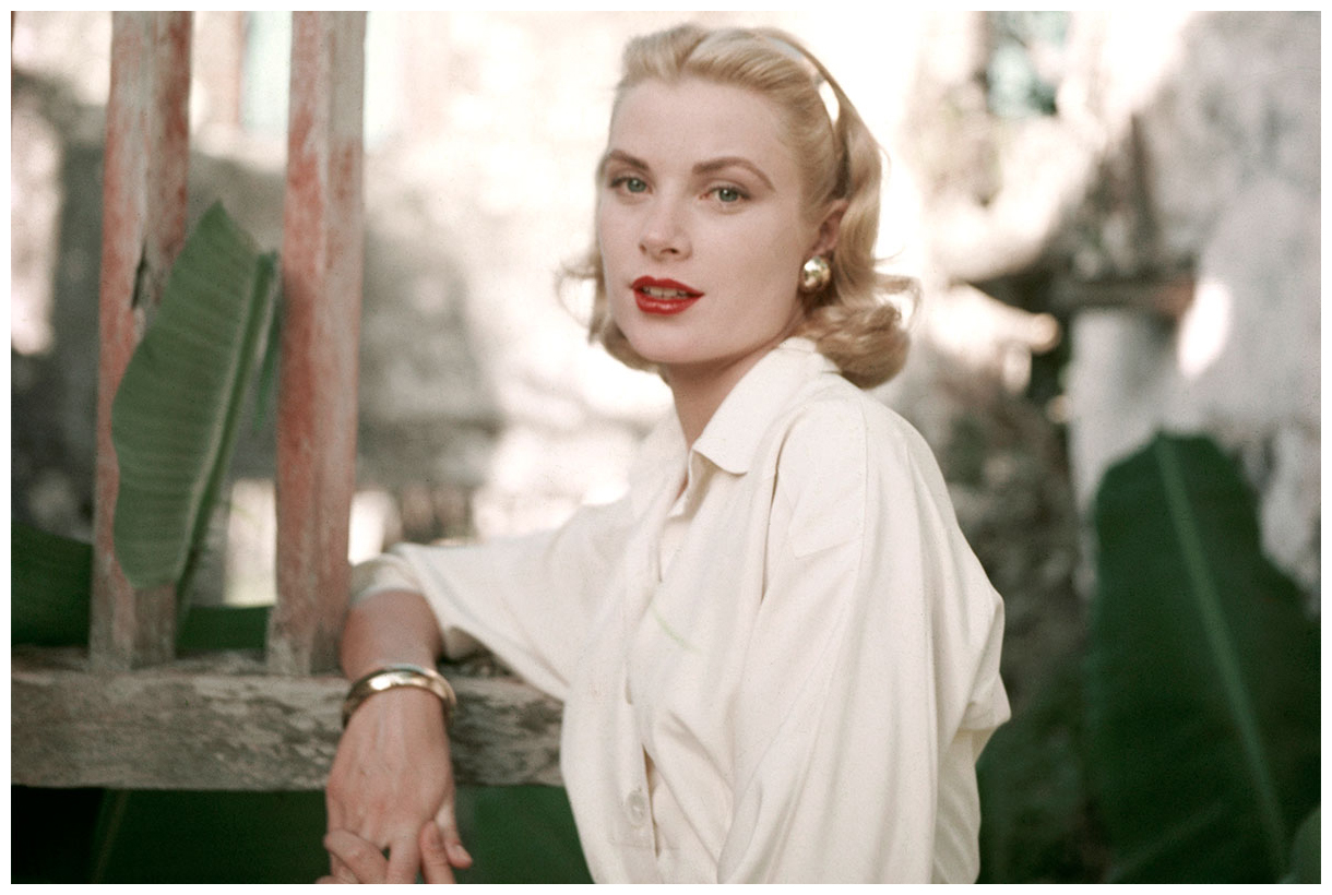 Grace Kelly      Pleas...