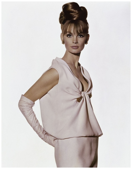 Jean Shrimpton The Condè Nast Publications Photo Irving Penn, Vogue, November 01, 1963