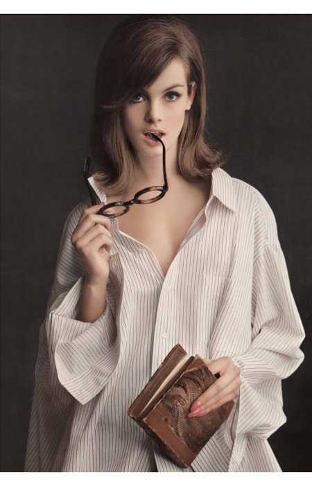 Jean Shrimpton,