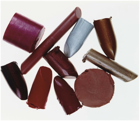 Lipstick Chunks, New York, 1982