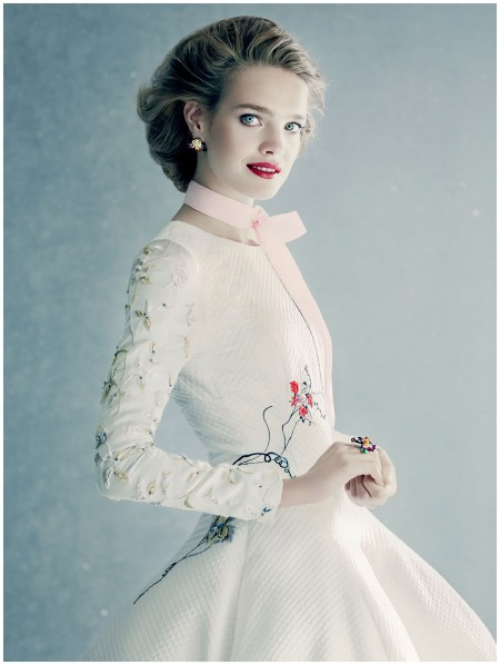 Natalia Vodianova Photo Paolo Roversi 2014 b