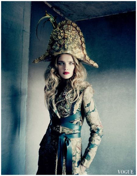 Natalia Vodianova Photo Paolo Roversi 2014 b2