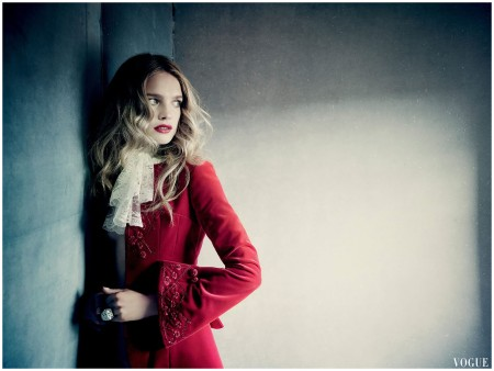Natalia Vodianova Photo Paolo Roversi 2014 b4