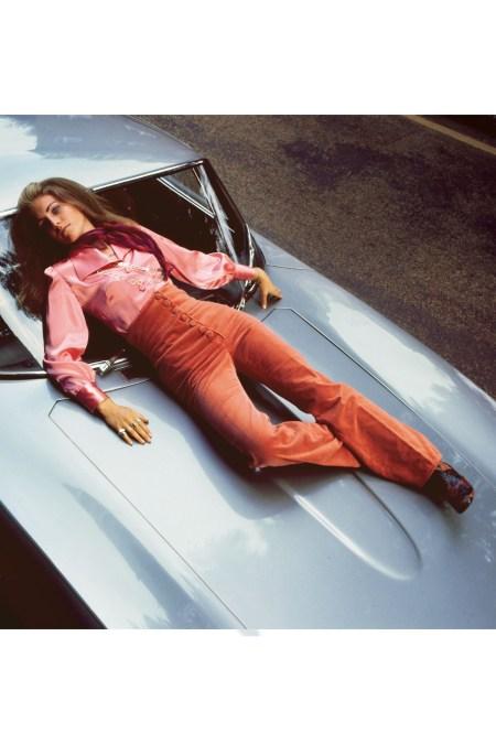 Patrick Lichfield Return to retro Vogue