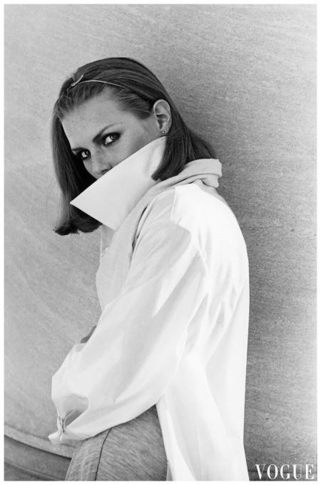 Patti Hansen, 1970's Photo Arthur Elgort