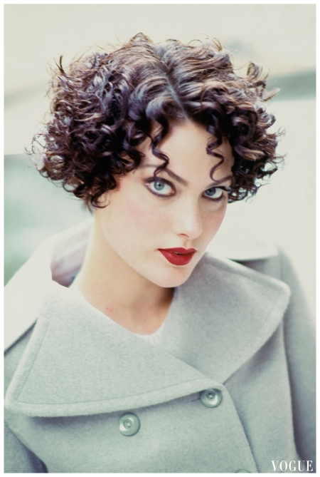 Shalom Harlow Photo Arthur Elgort, Vogue, August 1994
